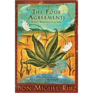 The Four Agreements Toltec Wisdom Collection - 3 -Book Boxed Set <br>Don Miquel Ruiz (Boxed Set)