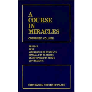 A Course in Miracles - Combined Volume <br>Foundation For Inner Peace (Paperback)