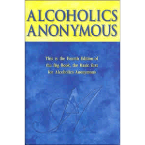 Alcoholics Anonymous  - Big Book <br>Alcoholics Anoymous World Services (Hard Cover)