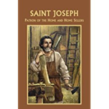 Saint Joseph: Patron Saint of the Home and Home Sellers Bart Tesoriero (Paperback)