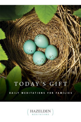 Today's Gift Daily Meditations for Families (Paperback)