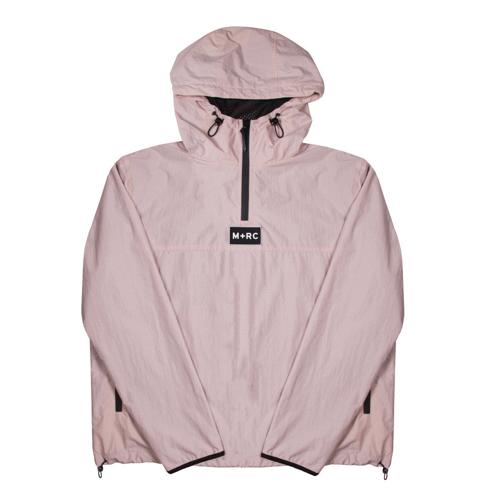 Shop M+RC NOIR Rose Pink Loose Pullover Jacket Online | OCD Singapore OCDEMPIRE.COM Shipping Worldwide