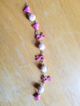 Breast Cancer Survivor Custom Rosary
