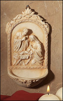 Nativity Holy Water Font (Boxed)