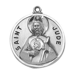 St. Jude Medal Gift Boxed Creed Heritage Gift Collection