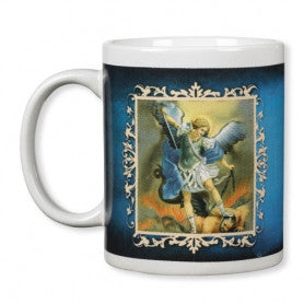 St. Michael Prayer Coffee Mug