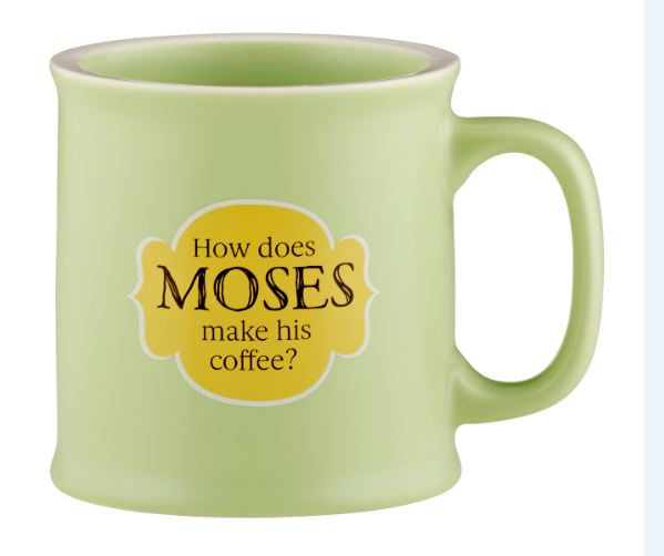 Mug-Hebrews It! (Only 3 LEFT!!)