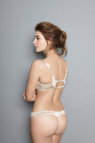 Bridal - Mink - Thong