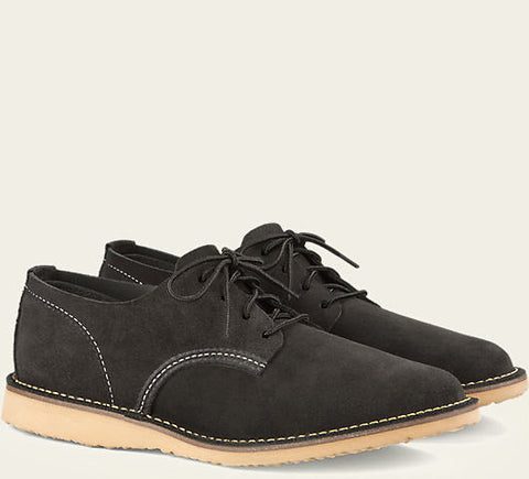 Red Wing Weekender Oxford - Black No. 3304