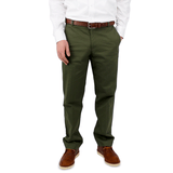 The Chadbourn Twill Chino - Forest Green