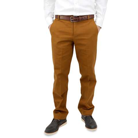 Duck Work Chinos - Caramel