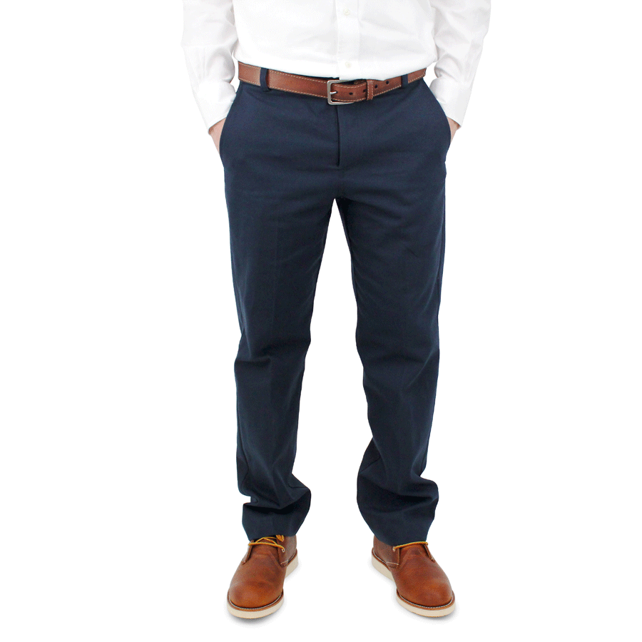 Duck Work Chinos - Navy