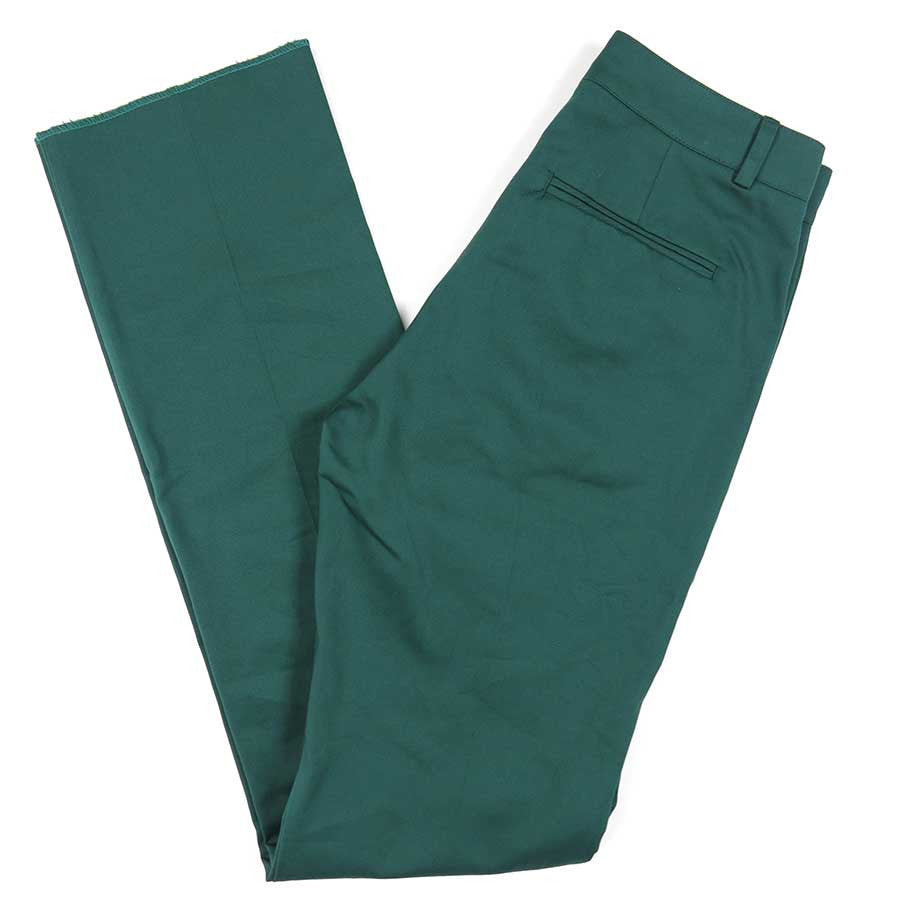 The Chadbourn Twill Chino - Emerald Green