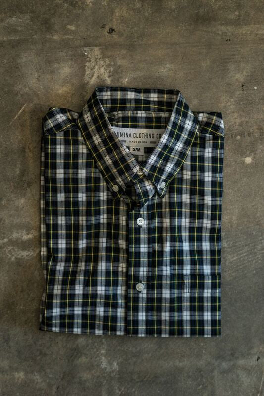 The Long Sleeve Lumen Button Down