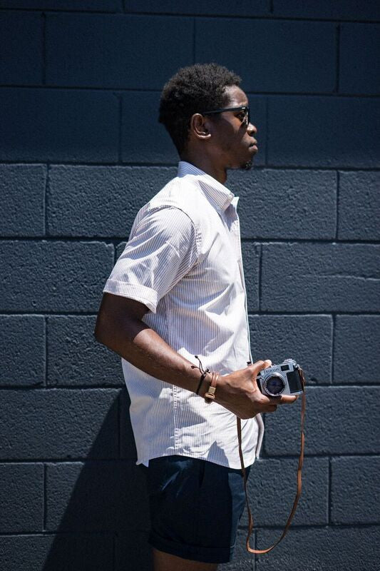 The Short Sleeve Lumen Button Down