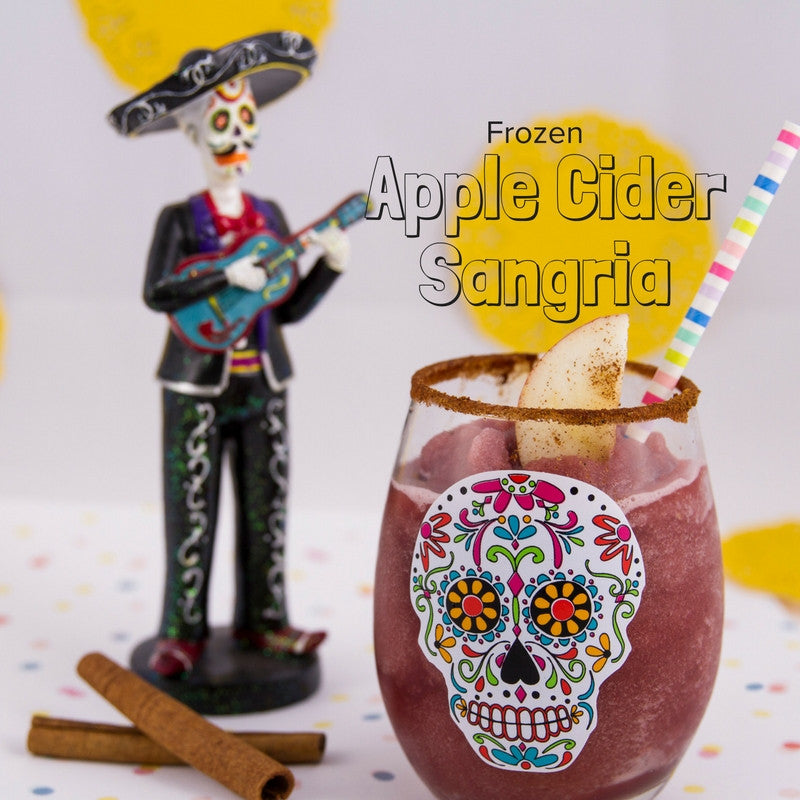 Frozen Apple Cider Sangria