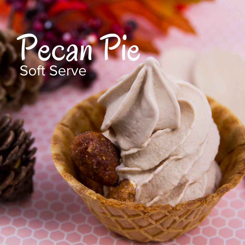 Pecan Pie Soft Serve Recipe