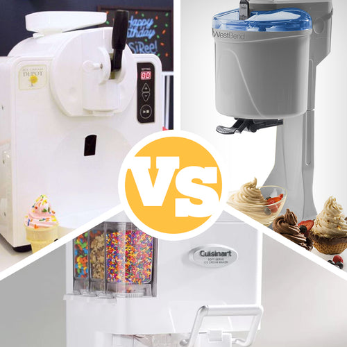 The Difference Between the SX1000 and Those Other Soft Serve Ice Cream Machines