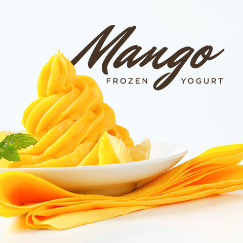 Mango Frozen Yogurt