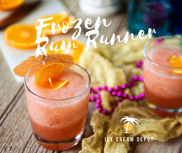Best Frozen Rum runner Recipe