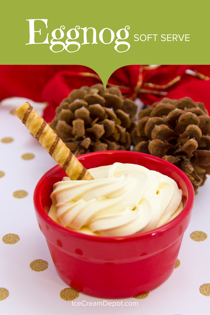 Eggnog Ice Cream Recipe