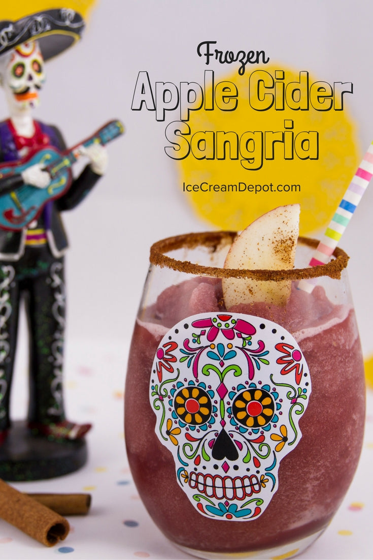 Frozen Apple Cider Sangria Recipe