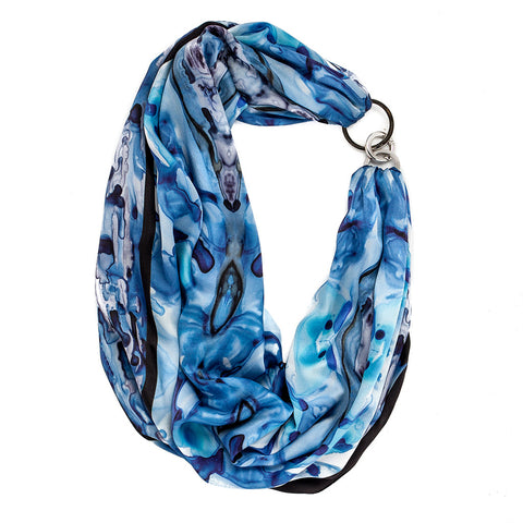 Neckerchief Chagall Blue