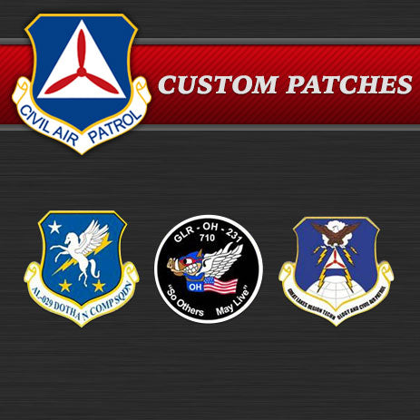sc 1 st  Vanguard Mil & Civil Air Patrol Custom Patches u2013 Vanguard