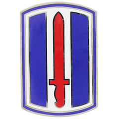 Army Combat Service Identification Badge (CSIB):  193rd Infantry Brigade