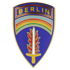 Army Combat Service Identification Badge (CSIB):  US Army Berlin Command