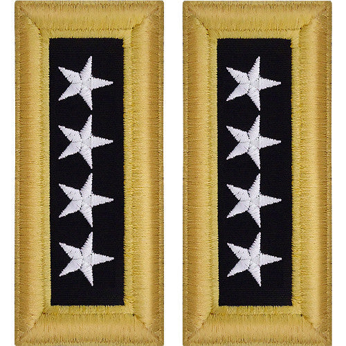 Army Shoulder Strap: General - female