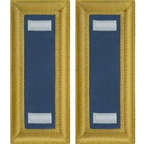 Army Shoulder Strap: First Lieutenant Infantry