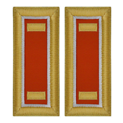 Army Shoulder Strap: Second Lieutenant Signal - female