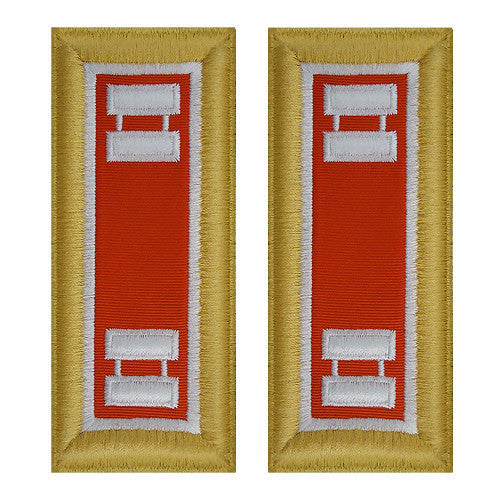 Army Shoulder Strap: Captain Signal - female