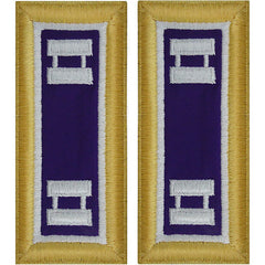 Army Shoulder Strap: Captain Civil Affairs