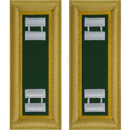 Army Shoulder Strap: Captain Military Police