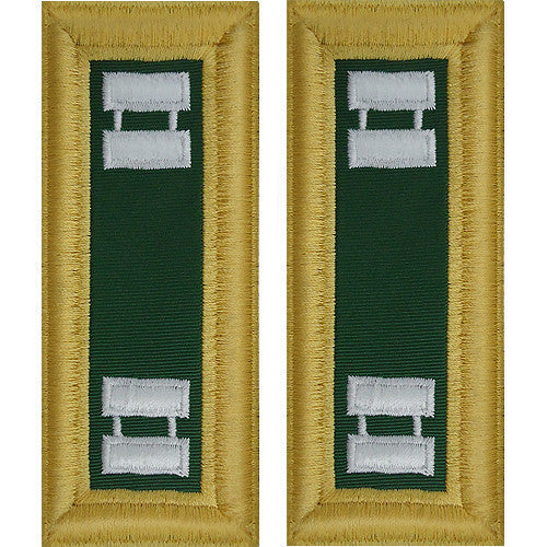 Army Shoulder Strap: Captain Special Forces