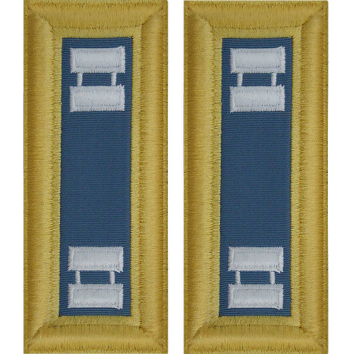 Army Shoulder Strap: Captain Infantry