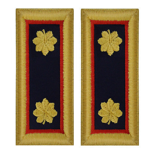 Army Shoulder Strap: Major Adjutant General - female