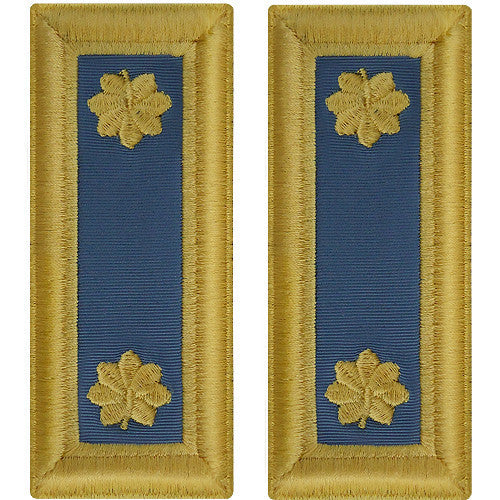 Army Shoulder Strap: Major Infantry
