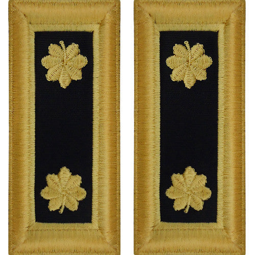 Army Shoulder Strap: Major Chaplain