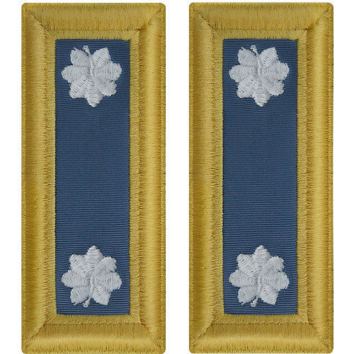 Army Shoulder Strap: Lieutenant Colonel Infantry