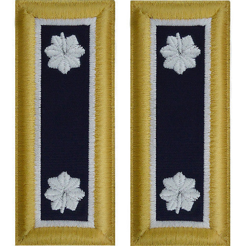 Army Shoulder Strap: Lieutenant Colonel Judge Advocate