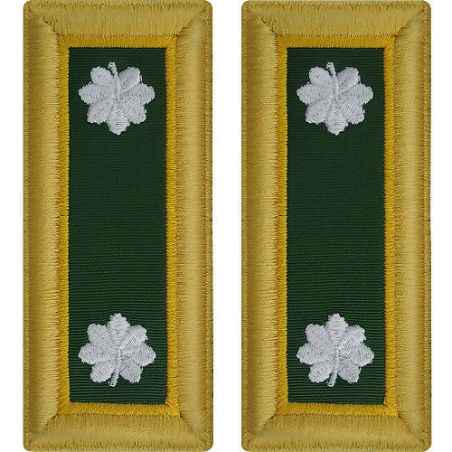 Army Shoulder Strap: Lieutenant Colonel Military Police