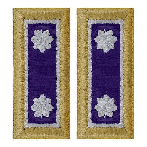 Army Shoulder Strap: Lieutenant Colonel Civil Affairs - female