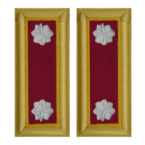 Army Shoulder Strap: Lieutenant Colonel Ordnance - female