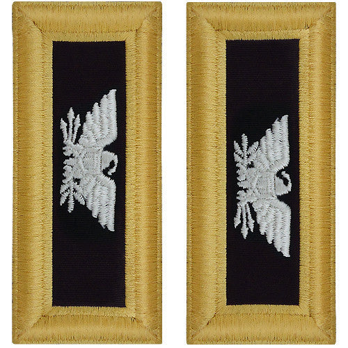 Army Shoulder Strap: Colonel Chaplain