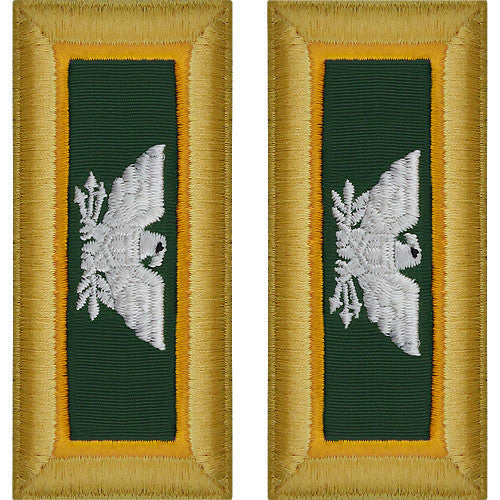 Army Shoulder Strap: Colonel Military Police