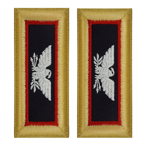 Army Shoulder Strap: Colonel Adjutant General - female