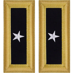 Army Shoulder Strap: Brigadier General
